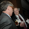 Chuck Morris and George Di Ciero chat during the Broomfield Chamber of Commerce annual dinner at the Renaissance Boulder Flatiron Hotel on Thursday.<br /> <br /> January 27, 2011<br /> staff photo/David R. Jennings