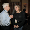 Clark Griep, left, visits Bette Erickson during the Broomfield Chamber of Commerce annual dinner at the Renaissance Boulder Flatiron Hotel on Thursday.<br /> <br /> January 27, 2011<br /> staff photo/David R. Jennings