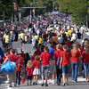 Midway was crowed with parade participants a watchers during Broomfield Days on Saturday.<br /> September 17, 2011<br /> staff photo/ David R. Jennings