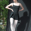 Mackenzie Armsey prepares to perform with Danse Etoile Ballet during Broomfield Days at Midway Park on Saturday.<br /> September 17, 2011<br /> staff photo/ David R. Jennings