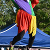 Emily Bower, 10, performed with a jump rope for the Optimist Clown Contest during Broomfield Days at Midway Park.<br /> September 15, 2012<br /> staff photo/ David R. Jennings
