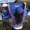 Jackie Dunlap looks for the right sized long sleeved t-shirt at the booster club booth at the tailgate party before Friday's game against Monarch.<br /> September 16, 2011<br /> staff photo/ David R. Jennings