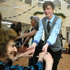 Helen Magness, left, is asked to dance by Luke Carpenter, 17, during the Broomfield High School's Future Business Leaders of America and Key Club Senior Citizen Prom at Highland Trails Retirement Homes on Saturday.<br /> <br /> April 11, 2010<br /> Staff photo/David R. Jennings