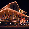 The holiday lighting display at 4755 128th Place.<br /> <br /> <br /> December 15, 2009<br /> Staff photo/David R. Jennings