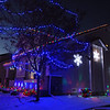 The holiday lighting display at 14341 Craftsman Way in the Broadlands.<br /> <br /> December 13, 2009<br /> Staff photo/David R. Jennings