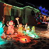 Snowmen greet visitors on the lawn of display at 1130 E. 12th Ave.<br /> <br /> December 13, 2009<br /> Staff photo/David R. Jennings