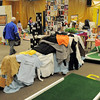 Attendees wander through the Hoarders putt-putt golf course during the open house for JAM, Just After Midnight, after prom party at Broomfield High School on Saturday.<br /> April 16, 2011<br /> staff photo/David R. Jennings