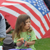 Morgan Beltzer, 4, eats a hot dog while listening to music during the Broomfield Veterans Memorial Museum Memorial Day Picnic at the Broomfield County Commons Park on Monday.<br /> May 30, 2011<br /> staff photo/David R. Jennings