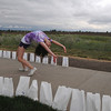 Legacy student Alex Van De Boogaard, 16, does back flips around the course during the 10th Broomfield Relay for Life at the Broomfield County Commons on Friday.<br /> <br /> <br /> June11, 2010<br /> Staff photo/David R. Jennings