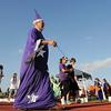 Matt Moore walks dressed in a wizard outfit for Team Logan during the Broomfield Relay for Life at Holy Family High School on Saturday.<br /> June 10, 2011<br /> staff photo/David R. Jennings