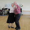 Ann Robinson and Dick Schack warm up the dance floor during the 20th anniversary celebration of the Broomfield Senior Center on Sunday.<br /> March 20, 2011<br />  staff photo/David R. Jennings