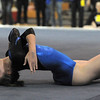Broomfield's Sophie Meints performs her floor routine during the state 5A gymnastics meet at Thornton High on Friday. <br /> November 5, 2010<br /> staff photo/David R. Jennings