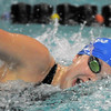 Broomfield's Heather Shaver swimming in the100 yard freestyle during the Coaches Invitational Swim Meet at Mountain View Aquatic Center in Loveland on Saturday.<br /> <br /> December 18, 2010<br /> staff photo/David R. Jennings