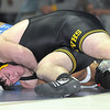 "Thompson Valley's Jacob Veronda  pins Broomfield's Theodore Robison in the 285 lb. weight class during Thursday's match at Broomfield.<br /> For more photos please see  <a href=""http://www.broomfieldenterprise.com"">http://www.broomfieldenterprise.com</a><br /> January 19, 2012<br /> staff photo/ David R. Jennings"