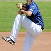 Pitcher Nick Halliday, Broomfield, throws against Greeley Central during Saturday's game at Broomfield.<br /> May 8, 2010<br /> Staff photo/ David R. Jennings