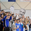 Broomfield's fans cheer for their team during the game against Pueblo East on Saturday at Broomfield.<br /> <br /> February 2, 2013<br /> staff photo/ David R. Jennings