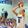 Broomfield's Dan Perse shoots long against Pueblo East during Saturday's game at Broomfield.<br /> <br /> February 2, 2013<br /> staff photo/ David R. Jennings