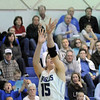 Broomfield's Evan Kihn shoots long against Wasson during Saturday's state 4A playoff game at Broomfield.<br /> February 24, 2012 <br /> staff photo/ David R. Jennings