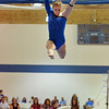 Broomfield's Melanie Stelling performs on the beam at the state 5A gymnastics competition at Thornton High School on Friday<br /> <br /> November 2, 2012<br /> staff photo/ David R. Jennings