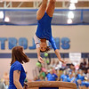 Broomfield's Maggie Boyer performs on the vault at the state 5A gymnastics competition at Thornton High School on Friday<br /> <br /> November 2, 2012<br /> staff photo/ David R. Jennings