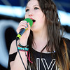 Haley Klug sings vocals for Altitude during Broomstock 2012 at the Broomfield County Commons on Thursday.<br /> <br /> May 24, 2012 <br /> staff photo/ David R. Jennings