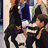 Elizabeth Van Noy, left, leads an Irish dance at the Celtic Steps  dance studio on Thursday in Superior.<br /> January 4, 2013<br /> staff photo/ David R. Jennings