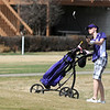 Boulder's Danille Picard chips the ball to the 1st green at the Chilly/Chili Invite golf tournament hosted by Broomfield High School at the Eagle Trace golf Course on Saturday.<br /> March 17,  2012 <br /> staff photo/ David R. Jennings
