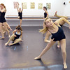 Dance students make different improv movements during the choreography class at Dance Arts Studio on Saturday.<br /> January 26, 2013<br /> staff photo/ David R. Jennings