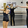Hailey Mohler, 17, center, choreographs her dance during the choreography class at Dance Arts Studio on Saturday.<br /> January 26, 2013<br /> staff photo/ David R. Jennings