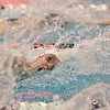 Fairview's Lacey Smith swimming in the 100 yard freestyle during the Colorado Coaches Association Invitational at the Veterans Memorial Aquatic Center in Thornton on Saturday.<br /> December 14, 2012<br /> staff photo/ David R. Jennings
