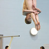 Broomfield's Cody Engstrom performs a dive during the Dick Rush Coach's Invitational Swim Meet at the Veterans Memorial Aquatic Center in Thornton on Saturday.<br /> March 31, 2012 <br /> staff photo/ David R. Jennings