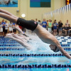 Fairview's Alex Walton launches for the 500 yard freestyle finals at the Dick Rush Coach's Invitational Swim Meet at the Veterans Memorial Aquatic Center in Thornton on Saturday.<br /> March 31, 2012 <br /> staff photo/ David R. Jennings