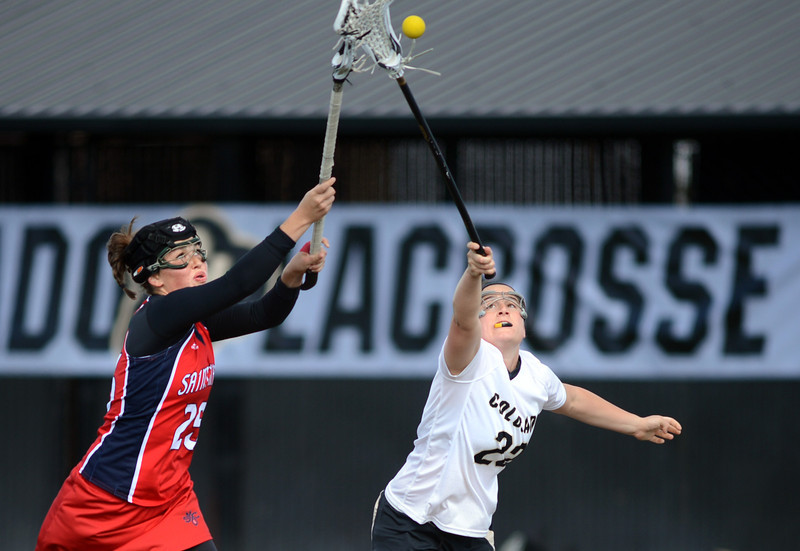 Colorado vs St. Mary's Lacrosse