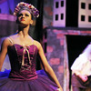 Kaitlan Smallwood, Swanilda, is angry at Dr. Coppelius, Sean Waston, BNC professional company, during School of Ballet Nouveau Colorado's Student Company's performance of Coppelia Thursday at the Audi.<br /> May 13, 2010<br /> Staff photo/ David R. Jennings