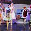 Student ballerinas dance in the workshop of Dr. Coppelius during the School of Ballet Nouveau Colorado's Student Company's performance of Coppelia Thursday at the Audi.<br /> May 13, 2010<br /> Staff photo/ David R. Jennings