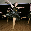 Alexis Wineland and members of the dance troupe, Fusion, perform  during Friday's gala celebrating 50 years of dance with Dance Arts Studio at the Chateau at Fox Meadows. <br /> November 12, 2010<br /> staff photo/David R. Jennings