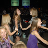 Taps 'N Toes students dance while waiting for the results to be tabulated at  Dancing With The Broomfield Stars at the 1stBank Center on Wednesday.<br /> September 22, 2011<br /> staff photo/ David R. Jennings