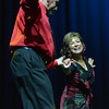 Ladonna Scheel dances the Rumba-Cha Cha with Gerry Stephenson with Reverence Academy of Dance at the 3rd Annual Dancing with the Broomfield Stars at the 1stBank Center on Thursday.<br /> September 20, 2012<br /> staff photo/ David R. Jennings