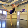 Meagan Knox, 14, rehearses her dance for Danse Etoile Ballet's season opening production, Celebrate Dance and Music.<br /> August 17, 2012<br /> staff photo/ David R. Jennings