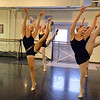 Danse Etoile Ballet's students dancers rehearse for the season opening production, Celebrate Dance and Music.<br /> August 17, 2012<br /> staff photo/ David R. Jennings