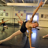 Rachel Dreher, 15, dances with fellow students while rehearsing for Danse Etoile Ballet's season opening production, Celebrate Dance and Music.<br /> August 17, 2012<br /> staff photo/ David R. Jennings