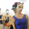 Mackenzie Ramsey portrays the Cat during rehearsal for the Danse Etoile Ballet production of Pinnochio on Monday.<br /> May 23, 2011<br /> staff photo/David R. Jennings