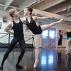 "Christopher Darling dances with Alexandra Eddy during rehearsal of Danse Etoile's A Christmas Carol  at the studio on Saturday.<br /> More photos please see  <a href=""http://www.broomfieldenterprise.com"">http://www.broomfieldenterprise.com</a><br /> December 10, 2011<br /> Staff photo/ David R. Jennings"