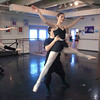 "Natalie Roubique dances with Cooper Ramsey with Mackenzie Ramsey and Chrisopher Darling, left, during rehearsal of Danse Etoile's A Christmas Carol  at the studio on Saturday.<br /> More photos please see  <a href=""http://www.broomfieldenterprise.com"">http://www.broomfieldenterprise.com</a><br /> December 10, 2011<br /> Staff photo/ David R. Jennings"