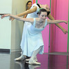 "Meagan Knox, 13, front, and Alexandra Eddy, 16, perform a dance of the furture during rehearsal of Danse Etoile's A Christmas Carol  at the studio on Saturday.<br /> More photos please see  <a href=""http://www.broomfieldenterprise.com"">http://www.broomfieldenterprise.com</a><br /> December 10, 2011<br /> Staff photo/ David R. Jennings"