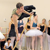 Colby Foss performs the Chinese Dance during rehearsal for Ballet Nouveau Colorado's Nutcracker at their studio.<br /> <br /> November 26, 2011<br /> staff photo/ David R. Jennings