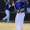 Broomfield Silver Creek Baseball4.JPG Dan Guebelle of Broomfield prepares to hit against Silver Creek.<br /> Cliff Grassmick/ March 19, 2011