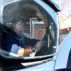 Easy Ride driver Brett Hoag prepares to make another trip to pick up seniors at the Broomfield Senior Center on Friday.<br /> January 4, 2013<br /> staff photo/ David R. Jennings