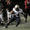 Legacy's Phydell Paris tries to avoid going out of bounds during Saturday's game against Fairview at Reicht Field.<br /> October 1, 2011<br /> staff photo/ David R. Jennings