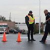 "Broomfield Shooting005.JPG Police officers guard the perimeter at the scene of a fatal shooting on Friday, Oct. 12, in the 100 block of Commerce Street in Broomfield. For more photos and video of the scene go to  <a href=""http://www.dailycamera.com"">http://www.dailycamera.com</a><br /> Jeremy Papasso/ Camera"